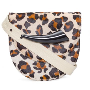 Bolsa Feminina Unique Pelo - Animal Print - Matri