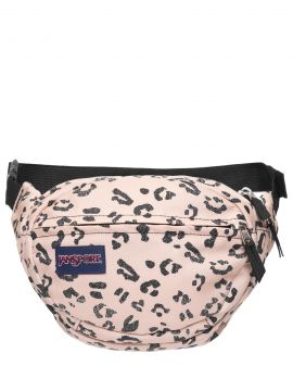 Pochete Feminina Fifth Avenue - Animal Print - Jansport
