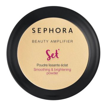 Pó Matificante Sephora Collection Smooth & Bright Powder
