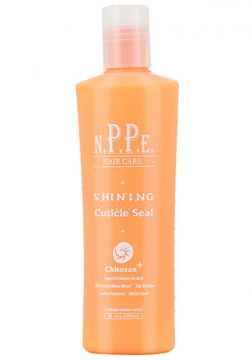 Leave In Shining Cuticle Seal - N.p.p.e. Hair Care