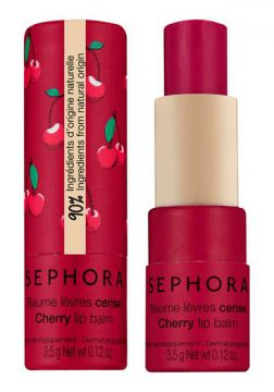 Batom Lip Balm Sephora Collection