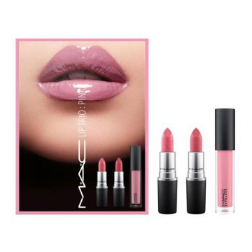 Kit De Batons Mac Lip Trio - M·a·c