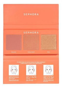 Paleta De Face Sephora Collection Facestories