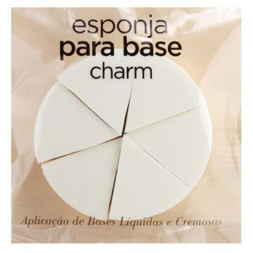Kit Esponja para Base Charm RK by Kiss