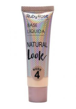 Base Líquida Natural Look Nude Ruby Rose