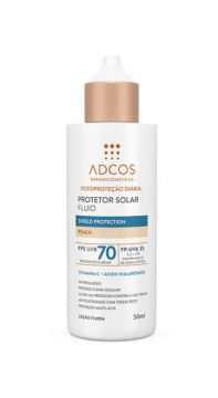Protetor Solar Adcos Fluid Shield Protection