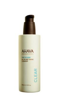 Loção De Limpeza Facial Ahava - All In One Tonight Cleanser