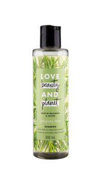 Love Beauty And Planet Energizing Detox Shampoo - 300ml