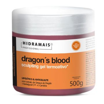 Creme De Massagem Hidramais  Dragon Blood