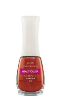 Esmalte Apimentada 8ml Beautycolor