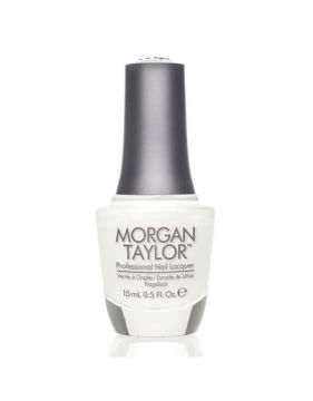 Esmalte Morgan Taylor All White Now 15ml Harmony