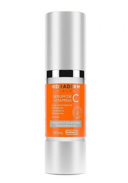 Sérum de Vitamina C Farmax Hidraderm Ciclos 30ml - Incolor