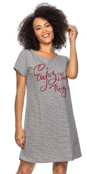 Zee Rucci - Camisola Listrada Little Things Cinza