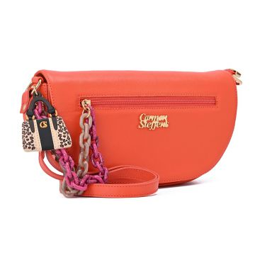 Baguette Bag CS Orange - Carmen Steffens