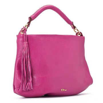 Pitaia Leather Bag - Carmen Steffens