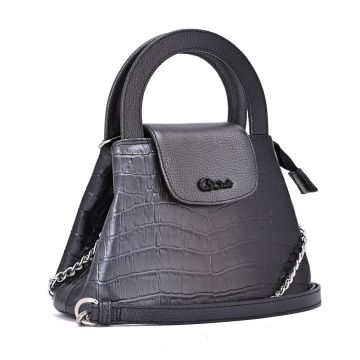 Mini Bag Degradê Grey - Carmen Steffens