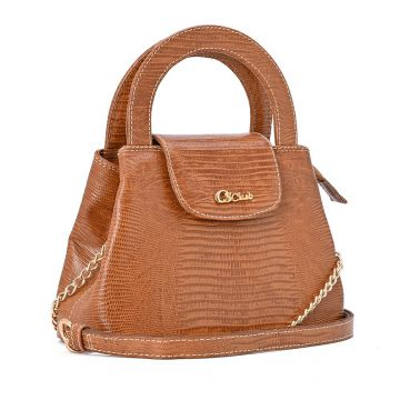 Mini Bag Brown - Carmen Steffens