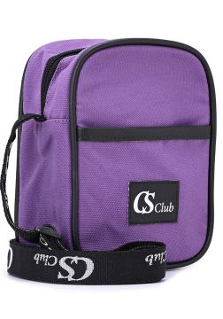 Shoulder Bag Purple - Carmen Steffens