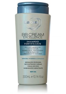Lacan BB Cream Excellence Shampoo Fortificante 300ml Lacan