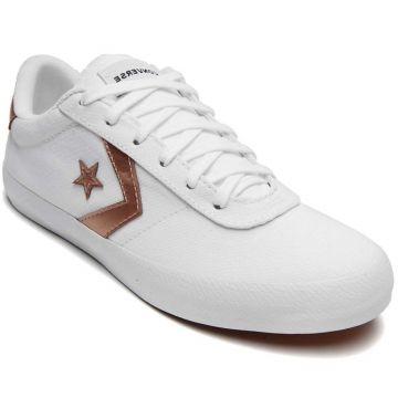 Tênis Converse All Star Chuck Taylor Point Star OX Branco O