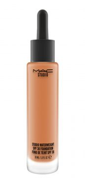 Base MAC Studio Waterweight com FPS 30 NW45 30ml