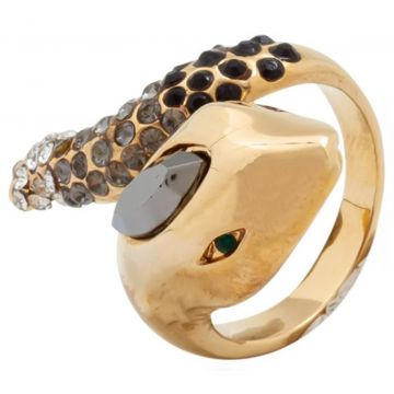 Anel Strass Serpente AN3003