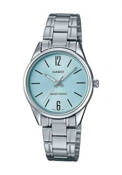 Relógio Casio Collection Feminino Ltp-v005d-2budf