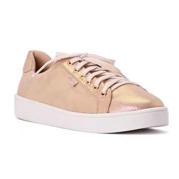 Sneaker Holographic Nude